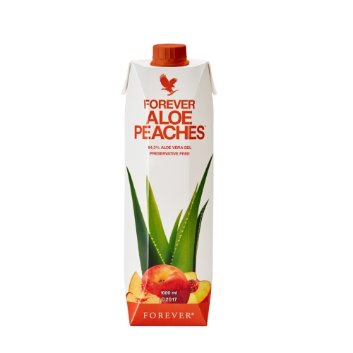 forever aloes peaches